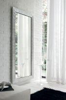 Specchiera Ruck in finitura Argento 80 x 180