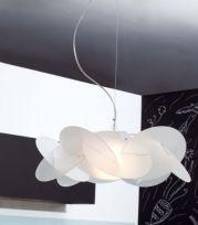 Lampada Bea emporium a sospensione satinata