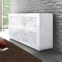 Madia Linea Fancy effetto marmo carrara 3