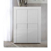 Credenza linea Easy in Bianco lucido