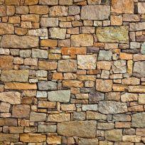 Carta da parati muro in pietra