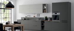 Cucina Moderna Kyra lineare personalizzabile