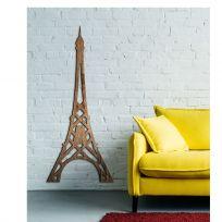Torre Eiffel, Parigi, in legno scuro
